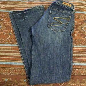 Seven7 Flare jeans NWOT